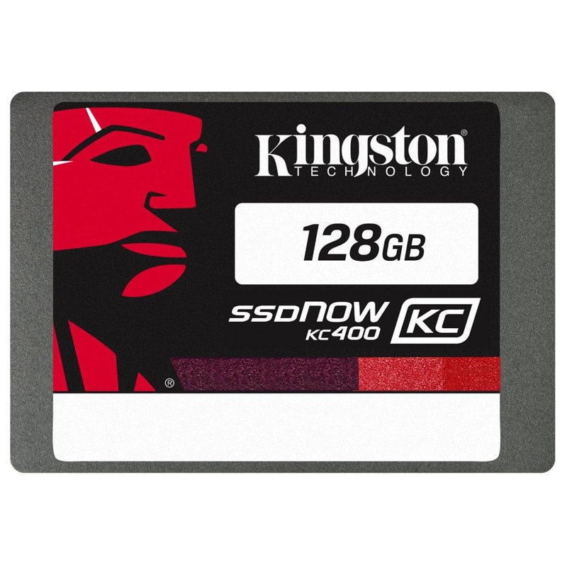 SSD-накопитель Kingston SSDNow KC400 128GB