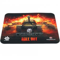 Коврик для мыши SteelSeries 67269 QcK World of Tanks Edition