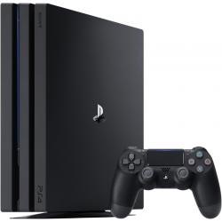 Игровая консоль Sony PlayStation 4 Pro Rus Black